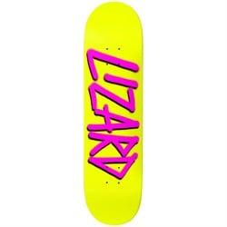 Deathwish LK Gang Name Yellow/Purple Skateboard Deck
