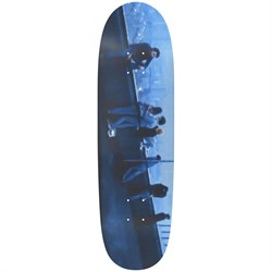 Deathwish Bad Crowd Shaped 9.1 Skateboard Deck