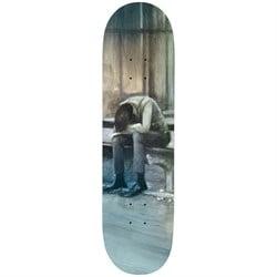 Deathwish It Never Ends 8.25 Skateboard Deck