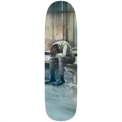 Deathwish It Never Ends Shaped 9.6 Skateboard Deck