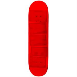 Baker AR Brand Name Red Tonal 7.875 Skateboard Deck