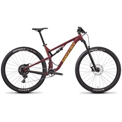Santa Cruz Bicycles Tallboy A D Complete Mountain Bike 2019