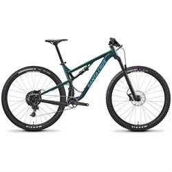 Santa Cruz Bicycles Tallboy A D Complete Mountain Bike 2019