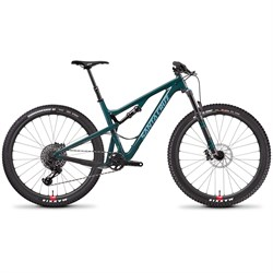 Santa Cruz Bicycles Tallboy C S Reserve Complete Mountain Bike 2019