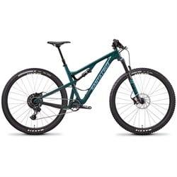 Santa Cruz Bicycles Tallboy C R Complete Mountain Bike 2019