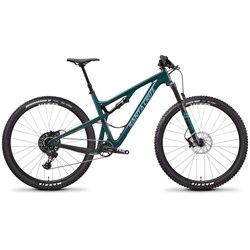 Santa Cruz Bicycles Tallboy C R Complete Mountain Bike 2019