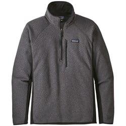 Patagonia Performance Better Sweater® 1/4 Zip Fleece Jacket