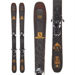 Salomon QST 92 Skis ​+ Warden MNC 13 Bindings  - Used