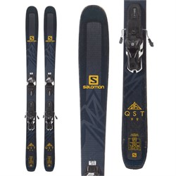 Salomon QST 99 Skis ​+ Warden MNC 13 Bindings  - Used