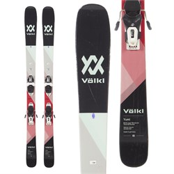 Volkl Yumi Skis ​+ Tyrolia SLR 9.0 AC Bindings - Women's  - Used