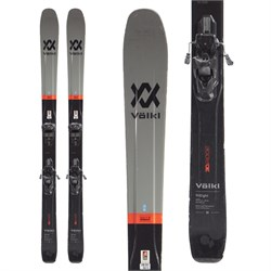 Volkl 90Eight Skis ​+ Tyrolia Attack² 13 AT Bindings  - Used