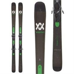 Volkl Kanjo Skis + Tyrolia Attack² 11 AT Bindings  - Used