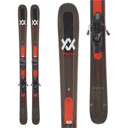 Volkl M5 Mantra ​+ Tyrolia Attack² 13 AT Bindings  - Used