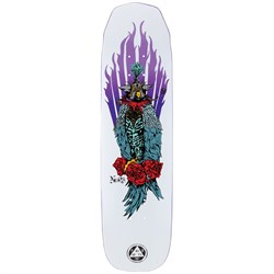 Welcome Peregrine on Wicked Princess White 8.125 Skateboard Deck