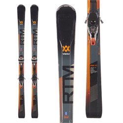 Volkl RTM 81 Skis ​+ iPT Wide Ride 12.0 Bindings  - Used
