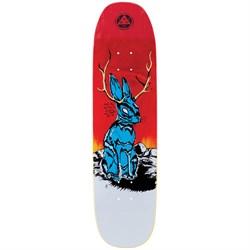 Welcome Jackalope on Son of Moontrimmer 8.25 Skateboard Deck