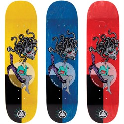 Welcome Gorgon on Enenra 8.5 Skateboard Deck
