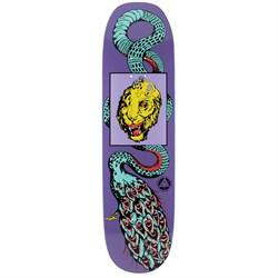 Welcome Glam Dragon on Moontrimmer 2.0 8.5 Skateboard Deck
