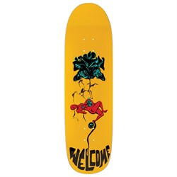 Welcome Lessrach on Atheme 8.88 Skateboard Deck