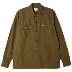 Obey Clothing Ideals Organic Field Woven Shirt
