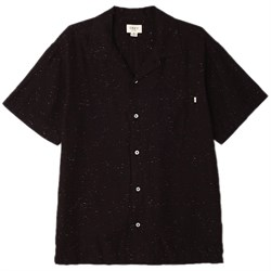 Obey Clothing Ideals Organic Nep Woven Short-Sleeve Shirt