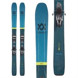 Volkl 100Eight Skis + Griffon 13 TCX Demo Bindings  - Used