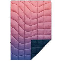 Rumpl NanoLoft™ Puffy Blanket - Ripple Fade