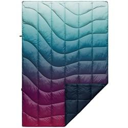 Rumpl NanoLoft™ Puffy Blanket - Crisp Fade