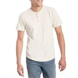 Mollusk Short-Sleeve Henley T-Shirt
