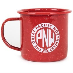 The Great PNW Union Enamel Mug