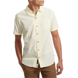 Roark Well Worn Organic Cotton Short-Sleeve Shirt