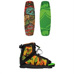 Liquid Force Rant Wakeboard ​+ Ronix Vision Bindings - Boys'