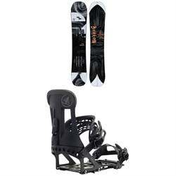 Burton Flight Attendant Splitboard 2020 ​+ Burton Hitchhiker Splitboard Bindings 2020