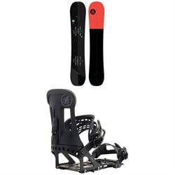 Burton Family Tree Flight Attendant X Splitboard ​+ Hitchhiker Splitboard Bindings 2020