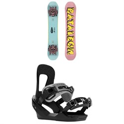Bataleon Blow Snowboard ​+ Switchback Destroyer Snowboard Bindings 2020