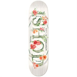 Real Ishod Blossom Oval Full 8.25 Skateboard Deck