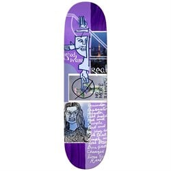 Real Ishod Postcards From Mark 8.12 Skateboard Deck
