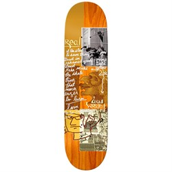 Real Zion Postcards From Mark 8.5 Skateboard Deck