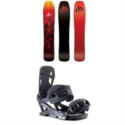 Jones Mind Expander Snowboard + Jones Mercury Snowboard Bindings 2020