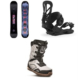 CAPiTA Horrorscope Snowboard ​+ Union Flite Pro Snowboard Bindings ​+ thirtytwo Light JP Snowboard Boots 2020
