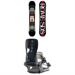 Rome Agent Snowboard ​+ Rome Crux Snowboard Bindings 2020