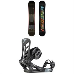 K2 Subculture Snowboard 2018 + K2 Indy Snowboard Bindings