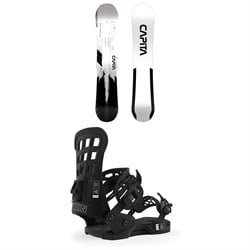 CAPiTA Mercury Snowboard 2020 ​+ Union Atlas Snowboard Bindings 2020