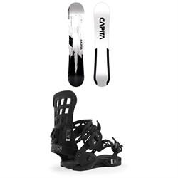 CAPiTA Mercury Snowboard 2020 + Union Atlas Snowboard Bindings 2020