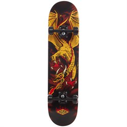 Powell Peralta Golden Dragon Flying Dragon 2 7.625 Skateboard Complete