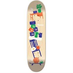 Meow Precarious 7.75 Skateboard Deck