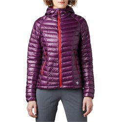 Mountain Hardwear Ghost Whisperer™ Hooded Down Jacket - Women's