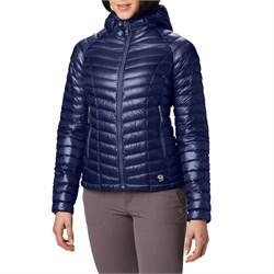 Mountain Hardwear Ghost Whisperer™ Hooded Down Jacket - Women's