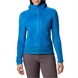 Mountain Hardwear Monkey Woman™ Grid Hooded Jacket - Women's