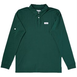 Banks Primary Long-Sleeve Polo Shirt